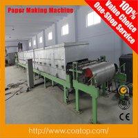 Blade sublimation paper coating machine