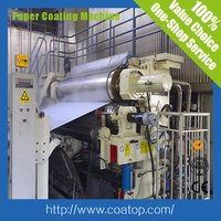 Carbon box/fourdrinier/ cylinder mould paper machine