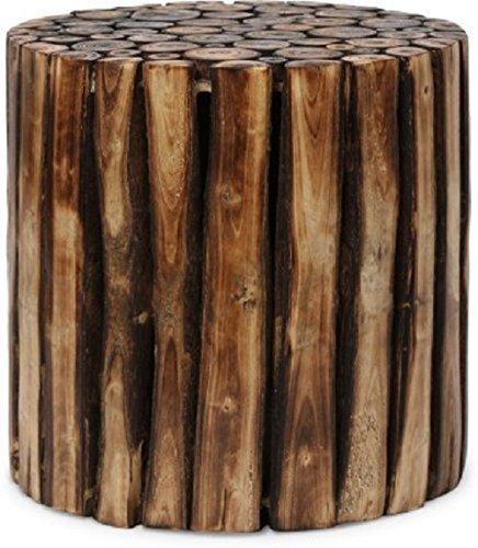 Wooden Gitti Stool Coffe Table 12x12x12 Inch
