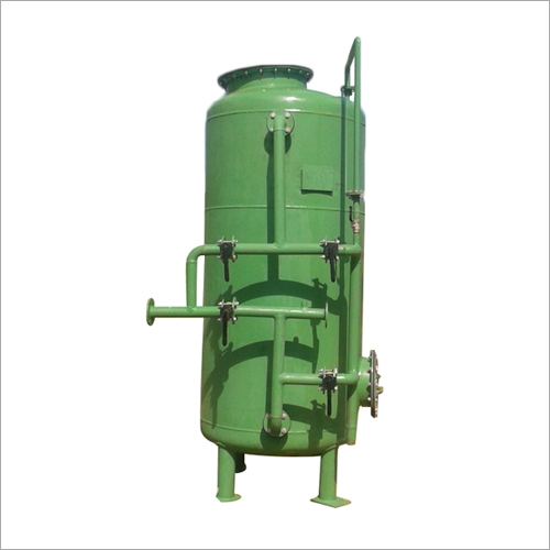 Industrial Pressure Sand Filter Plant