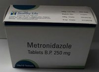 BP 250mg Metronidazole Tablets
