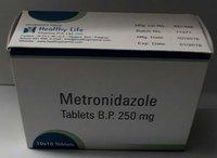 BP 250mg Metronidazole Tablets