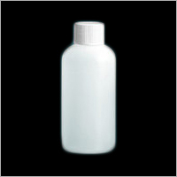 White HDPE Pesticide Oil Bottle