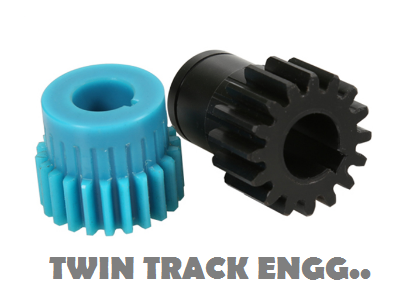 Nylon sprockets