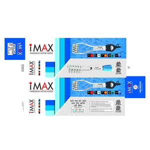 iMax Immersion Rod Water Heater