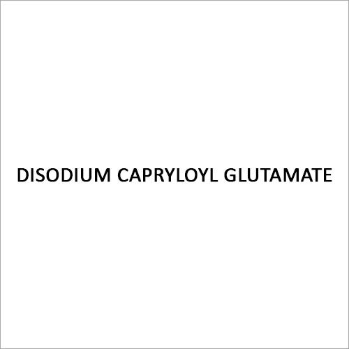Disodium Capryloyl Glutamate