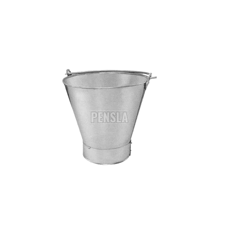 Galvanized Iron Water Bucket With Handle
