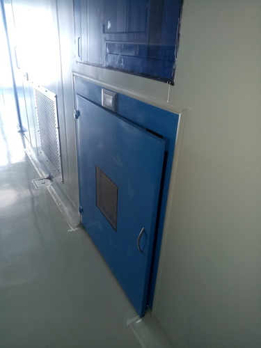 Pharma Clean Room Pass Box