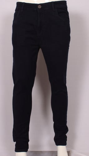 Cotton Knitted Dobby Men Jeans