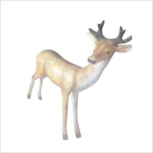 FRP Deer Statue
