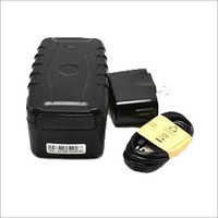 Black GPS Tracking Device