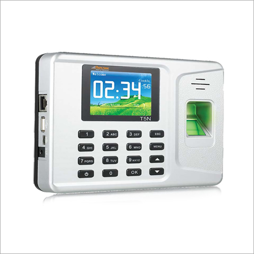 Biometric Fingerprint Attendance Machine