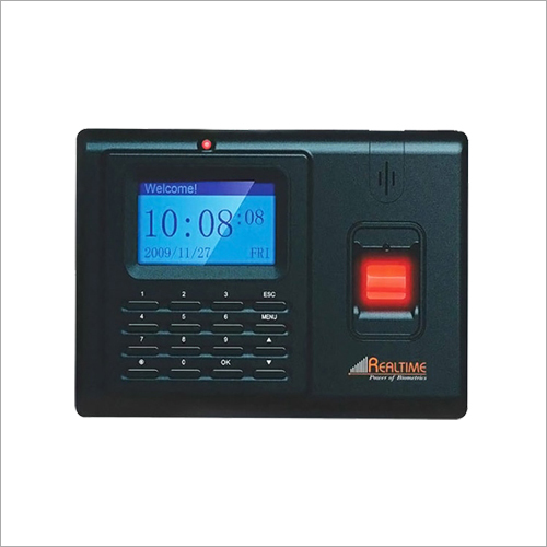 Portable Biometric Attendance Machine