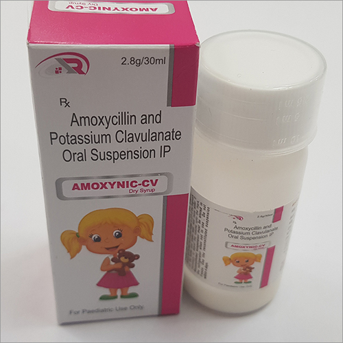 Amoxyciline 200mg+Clavunate Acid 28.5mg