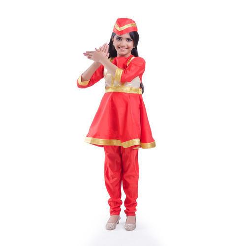 Girls Qawali Dress