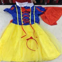 Girl Snow White Gown
