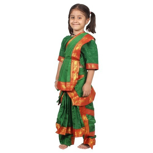 Bharat Natyam Dress