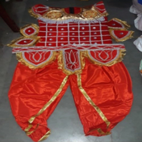 Meghnath Red Costume