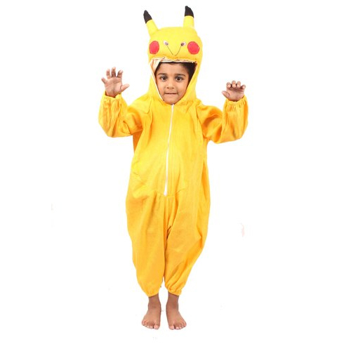 Kids Fancy Cartoon Dress