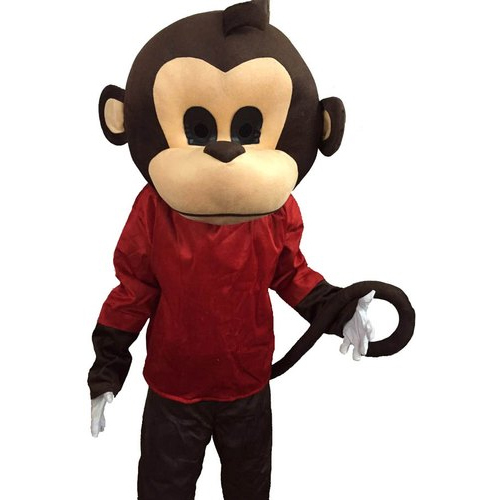 Monkey Cartoon Dress