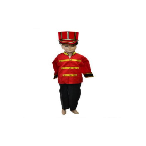 British Soldier Dress