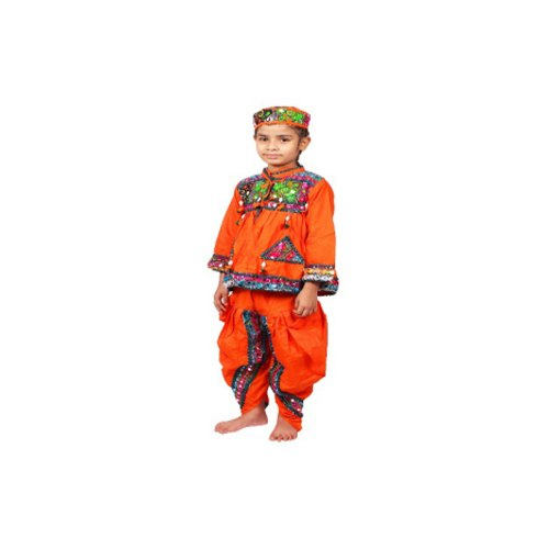 Boys Gujarati Dress