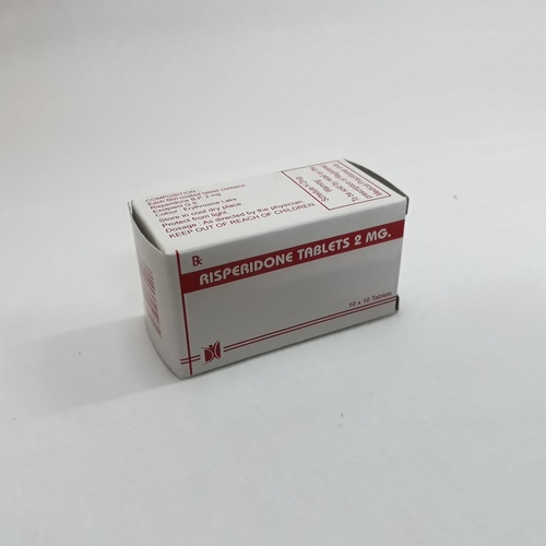 4mg Risperidone Tablets