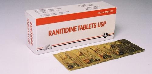 Ranitidine Hydrochloride Tablets BP 150mg