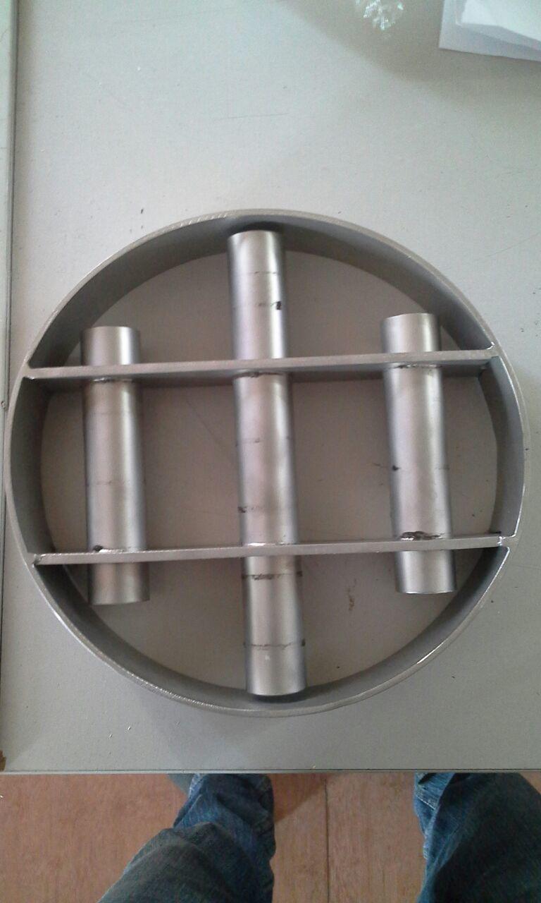 Circular Magnetic Grill