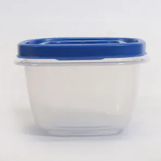 Plastic containers 1600 ML set of 3