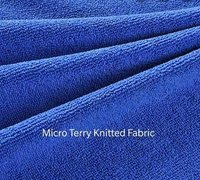 Micro Terry Knitted Fabric