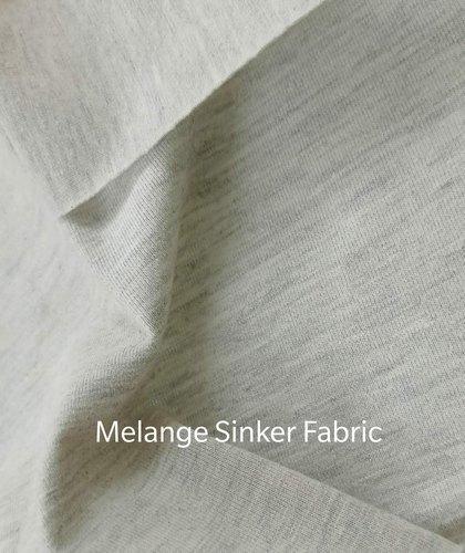 PC Sinker Melange Fabrics