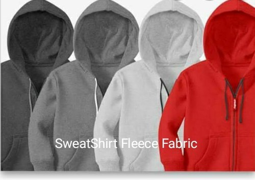 Two Thread PC Fleece Fabric