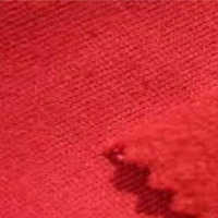 Spun Fleece Knitted Fabric