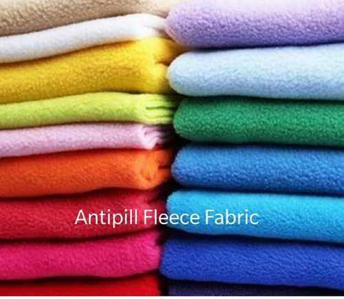Anti Pill Micro Polar Fleece Fabrics