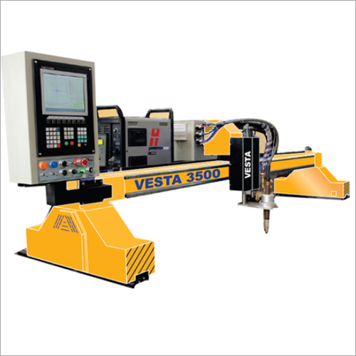 CNC Oxyfuel-Plasma Profile Cutting Machine