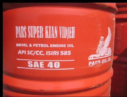 15W40 Diesel Engine Oil