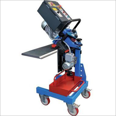 Heavy Duty Plate Beveling Machine