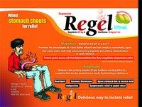 Magaldrate 400 mg & Simethicone 20 mg per 5 ml
