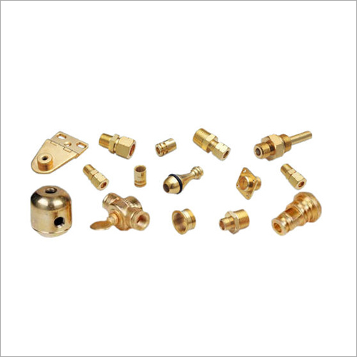 Brass Turned Components