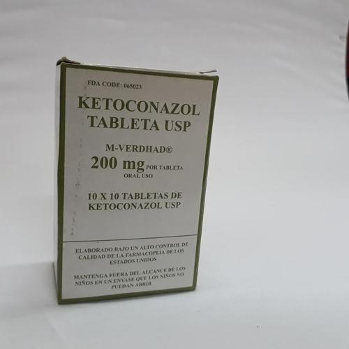 200mg Ketoconazole Tablets USP