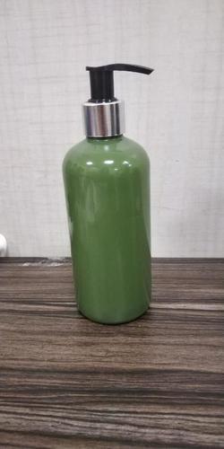 Round Shampoo Bottle