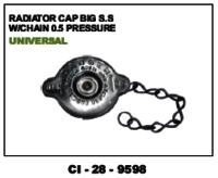 Radiator Cap Big Universal