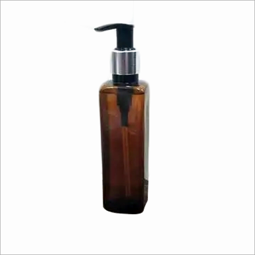 200 ml square Shampoo bottle