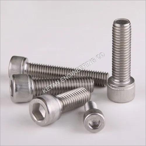 Stainless Steel Socket Head Cap Screw