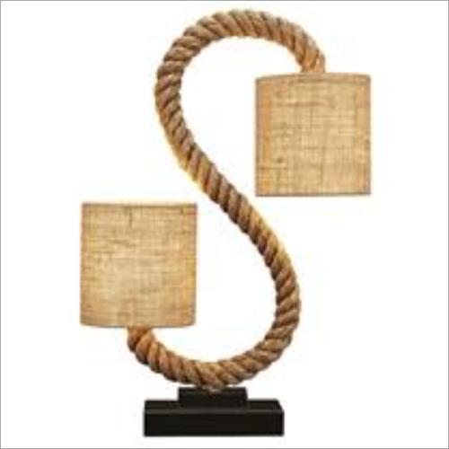 Hemp Rope Light