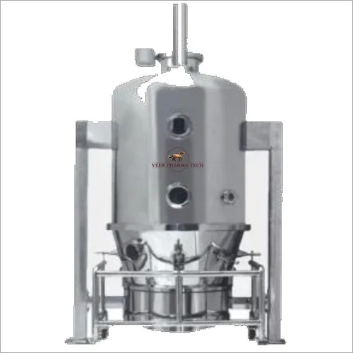 Pharma Machinery Fluidized Bed Dryer