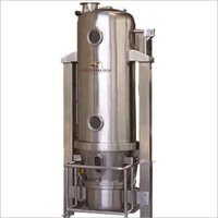 Pharmaceutical Manual Fluid Bed Dryer