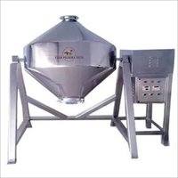 Steel Double Cone Blender