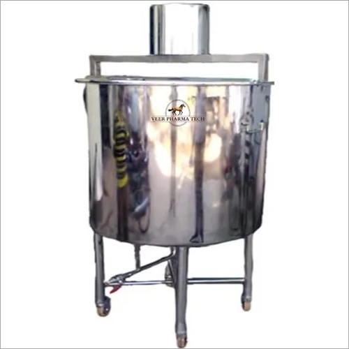 Pharma Liquid Mixing Vessel